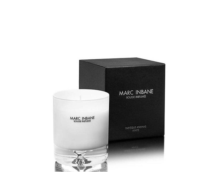MARC INBANE Bougie Parfumée – Pastèque Ananas White
