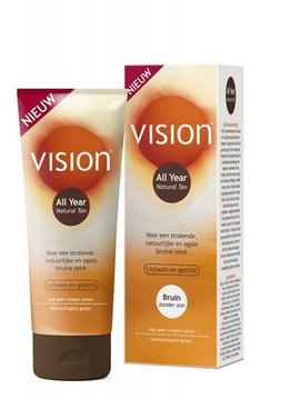 Vision Natural Tan 150ml