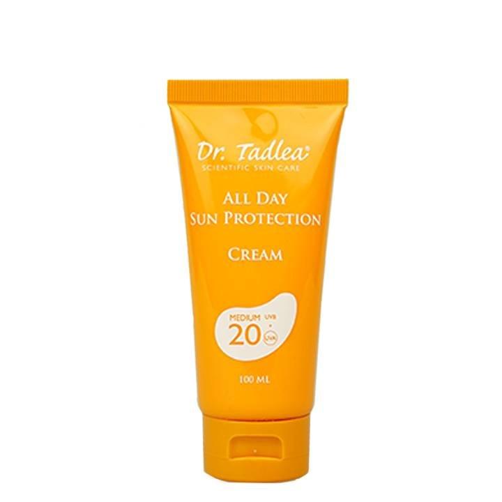 Dr. Tadlea All Day Sun Protection Cream Medium (SPF 20)