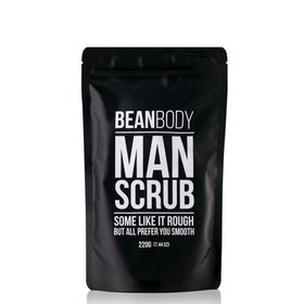 Beanbody Coffee Bean Scrub 220g - Man Scrub