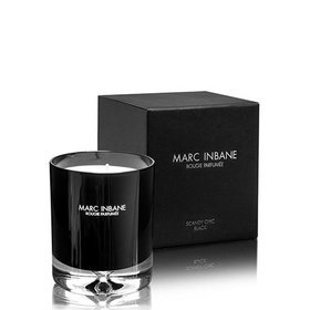 MARC INBANE Bougie Parfumee – Scandy Chic Black