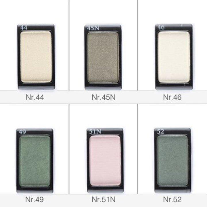 John van G  Eyeshadow Varianten