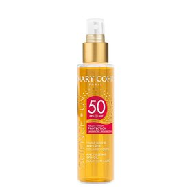 Mary Cohr SPF50 Huile seche anti-age corps