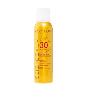 Mary Cohr SPF30 Brume anti-age corps