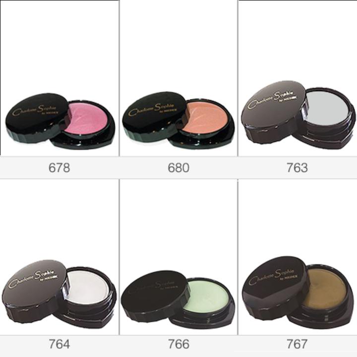 Elegance Raffinee Silky Eyeshadow | 11 varianten