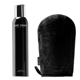 MARC INBANE Natural Tanning Spray + Handschoen