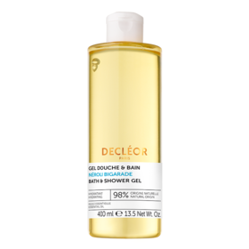 Decleor Bath & Shower Gel - 400 ml | Neroli Bigarade