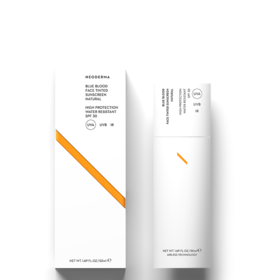 Neoderma Blue Blood Face Tinted Sunscreen [Natural] -  SPF30