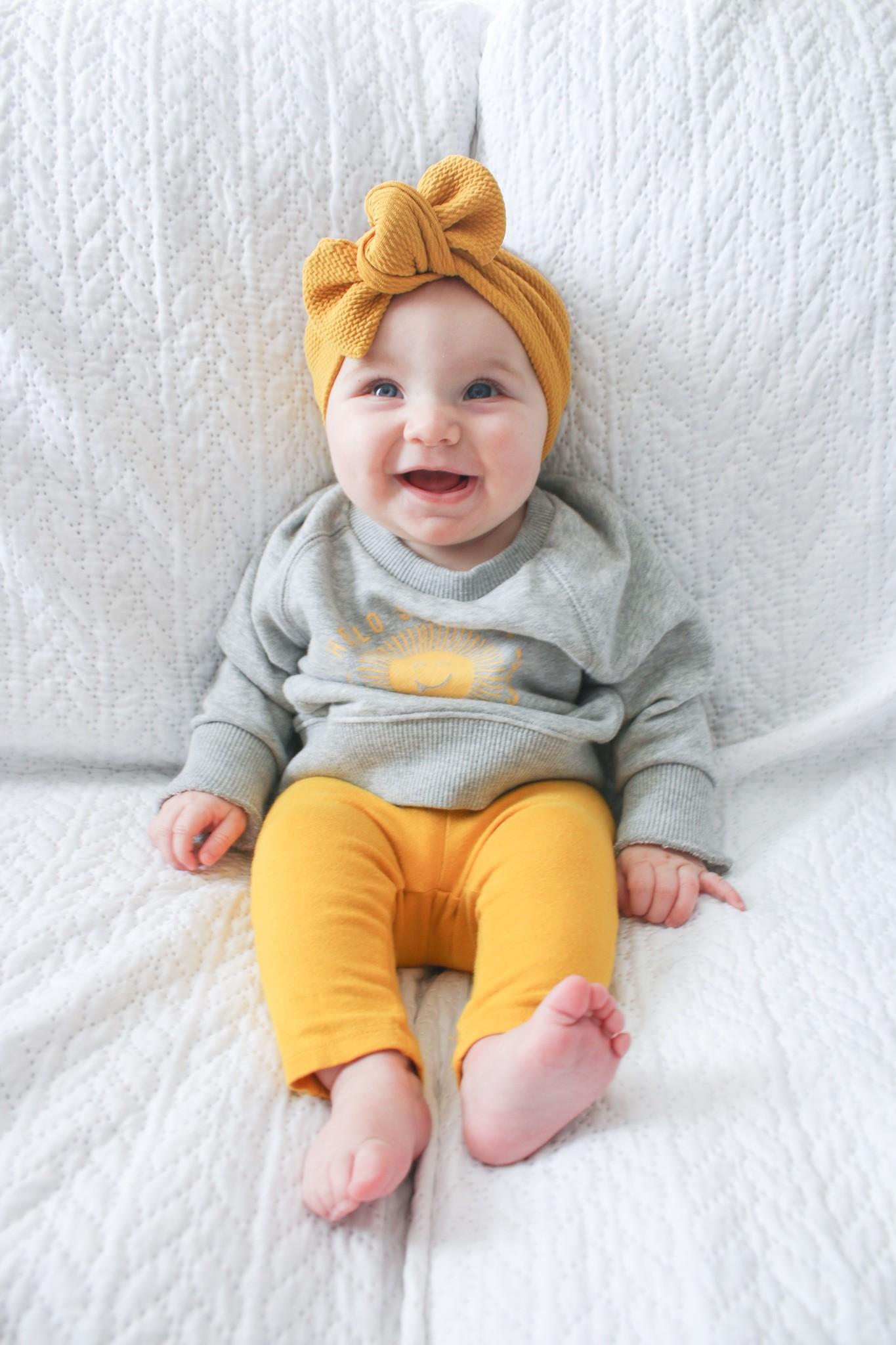Huidverzorging voor baby's