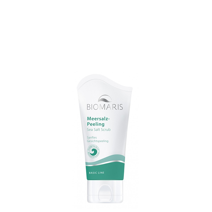 Biomaris Sea Salt Facial Scrub