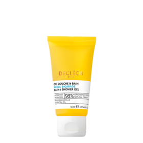 Decleor Bath & Shower Gel - 50 ml | Neroli Bigarade