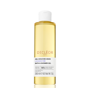 Decleor Bath & Shower Gel - 250 ml | Lavender Fine