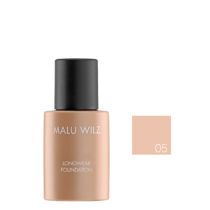 Malu Wilz Longwear Foundation   Meerdere kleuren