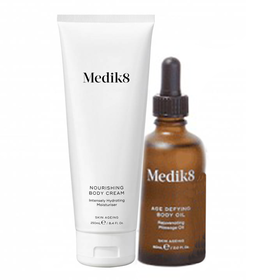 Medik8 Nourishing Body Cream + Body Oil
