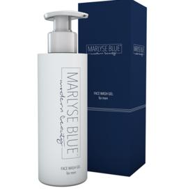 Marlyse Blue Face Wash Gel for Men