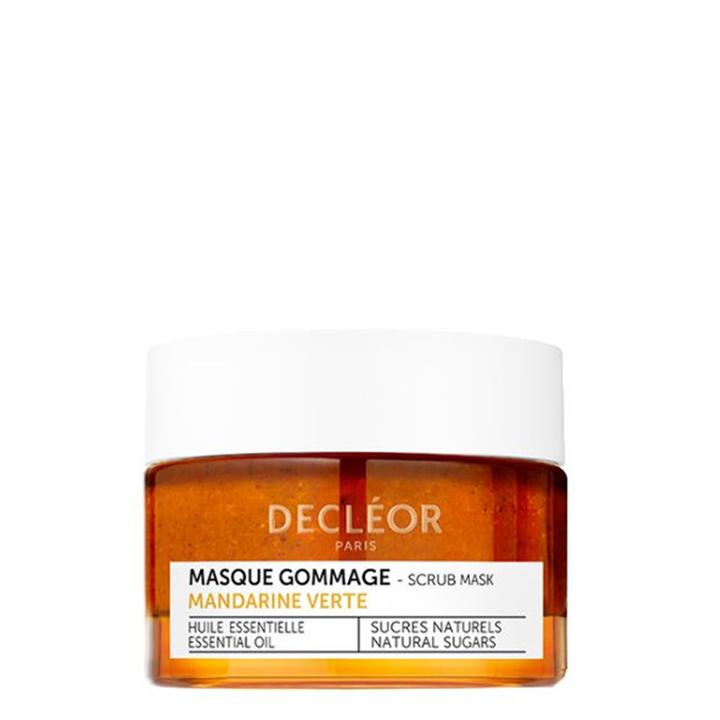 Decleor Scrub Mask | Green Mandarin