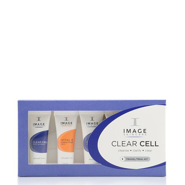 Image Skincare CLEAR CELL - Trial Kit