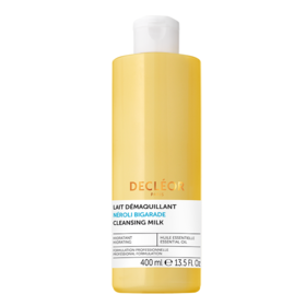 Decleor Facial Cleansing Milk - 400 ml | Neroli Bigarade