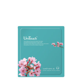 UniTouch Kersenbloesem Extract Bio-Cellulose Oogmasker
