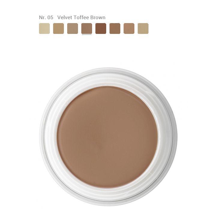 Malu Wilz Camouflage Cream - Nr.05 Velvet Toffee Brown