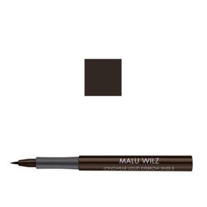 Malu wilz Longwear Liquid Eyebrow Liner - Nr. 8 Espresso