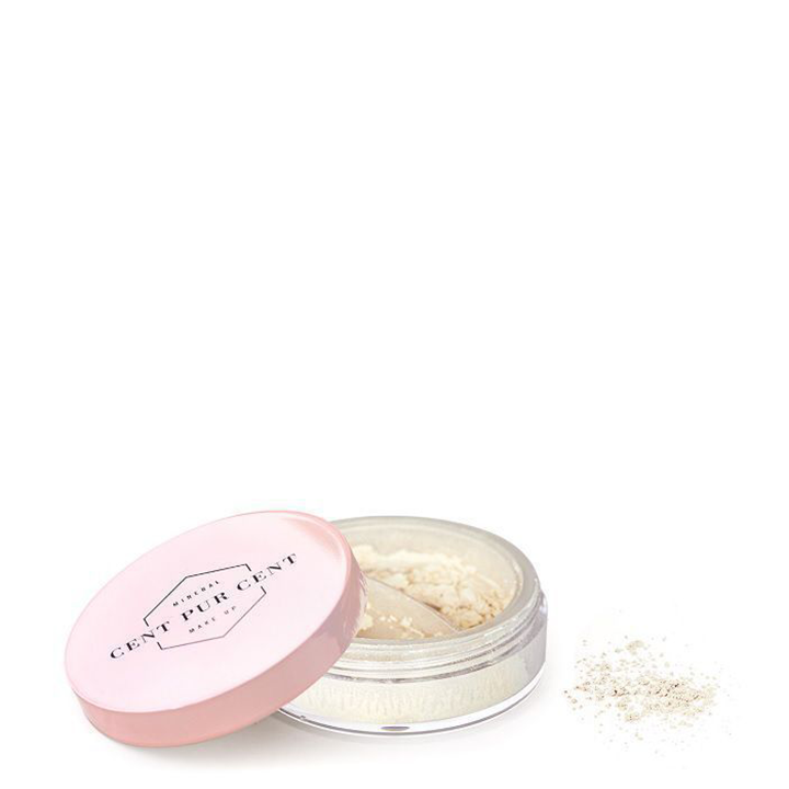 Cent Pur Cent Loose Mineral Blush - Prune