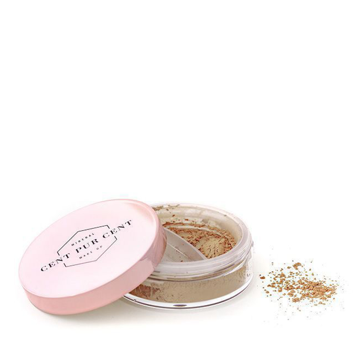Cent Pur Cent Loose Mineral Foundation - 6.0
