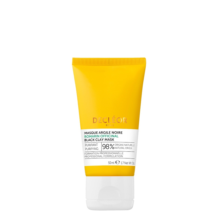 Decleor Rosemary Officinal Black Clay Mask