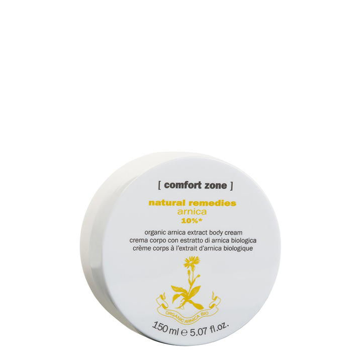 Comfort Zone Natural Remedies Arnica Cream 10%