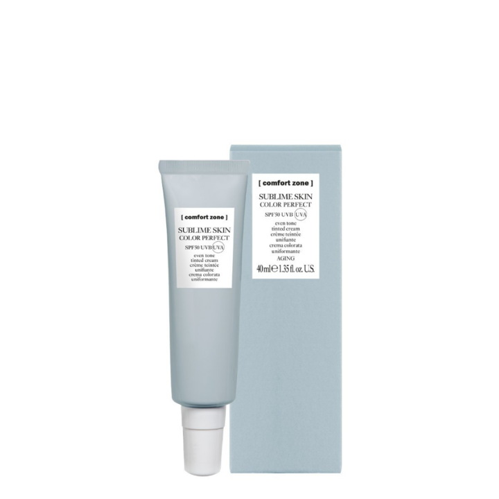Comfort Zone Sublime Skin Color Perfect SPF50