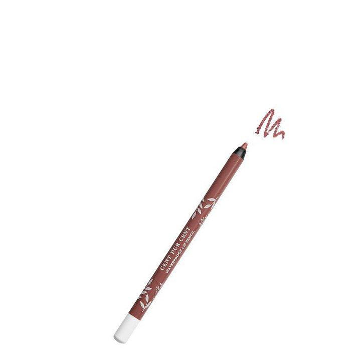 Cent Pur Cent Mineral Lip Pencil Waterproof - Vintage