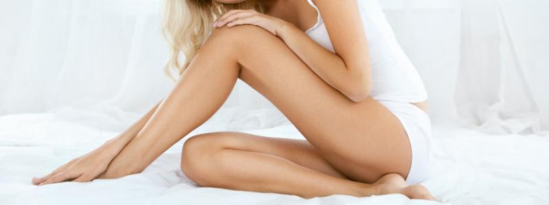 Gladde benen