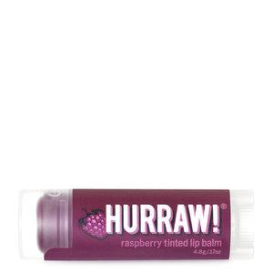 Hurraw Lip balm - Raspberry Tinted