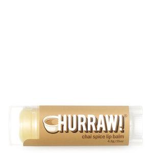 Hurraw Lip balm - Chai Spice