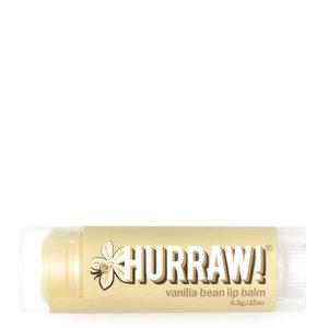 Hurraw Lip Balm - Vanilla
