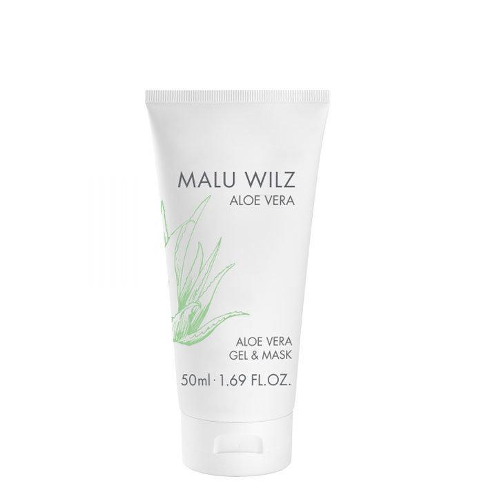 Malu Wilz Aloe Vera Gel & Mask