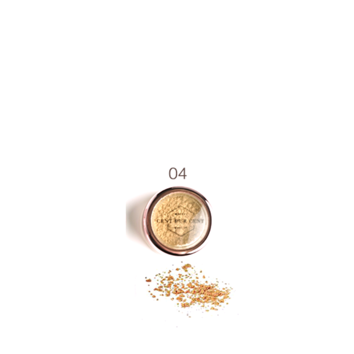 Cent Pur Cent Mini Tester Loose Mineral Foundation 4.0