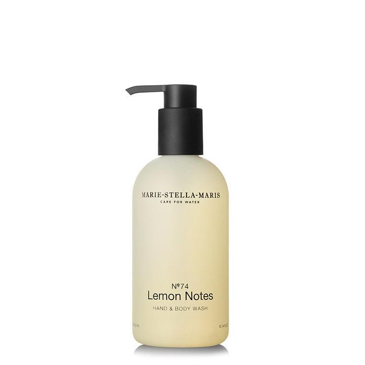 Marie-Stella-Maris Hand & Body Wash - Lemon Notes