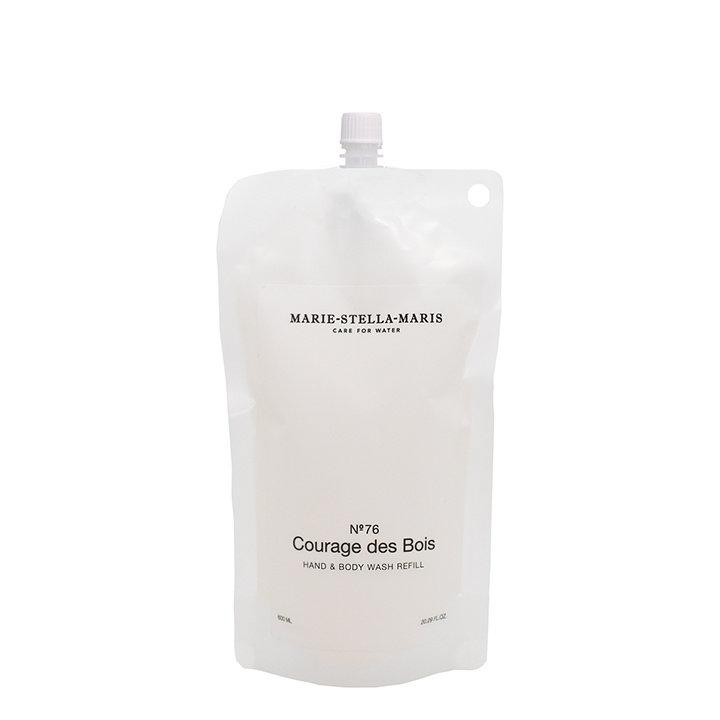 Marie-Stella-Maris Hand & Body Wash - Courage des Bois Refill