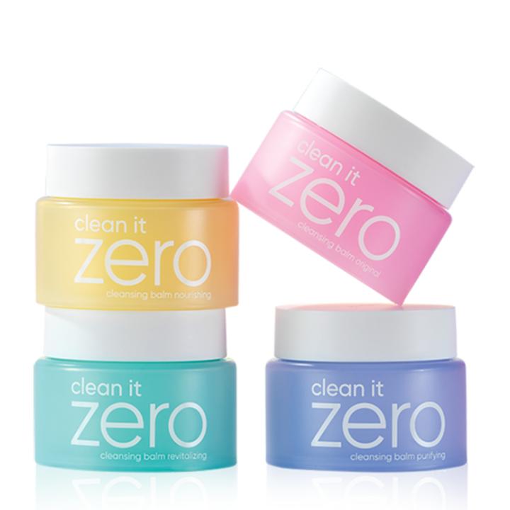 Banila Co Clean it Zero Cleansing Balm Original Miniature Set