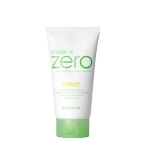 Banila Co Clean it Zero Tri Peel Acid Foam Cleanser Pore Clarifying