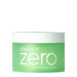 Banila Co Clean it Zero Tri Peel Acid Pore Clarifying Toner Pads
