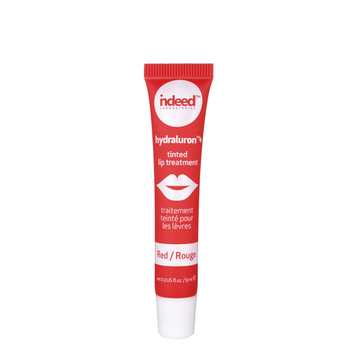 Indeed Labs Hydraluron+ Tinted Lip Treatment Red