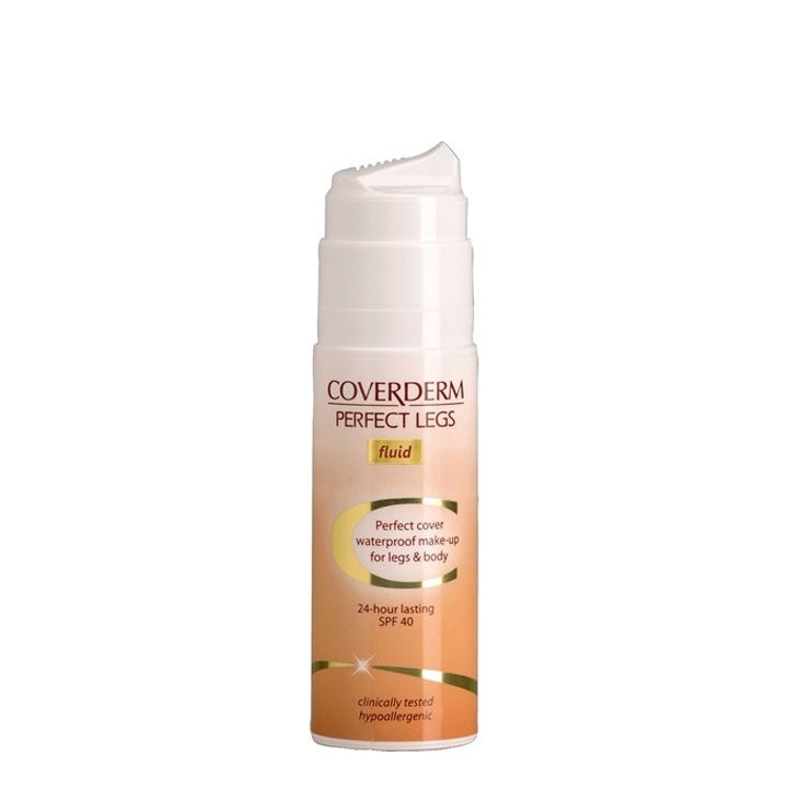 Coverderm Perfect Legs Fluid 50