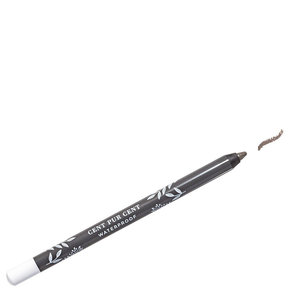 Cent Pur Cent Waterproof Eye Pencil - Gris Foncée