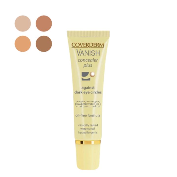 Coverderm Vanish Concealer SPF50+