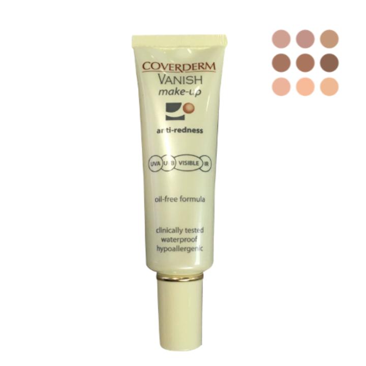 Coverderm Vanish Make-up SPF50+ - Nr. 1