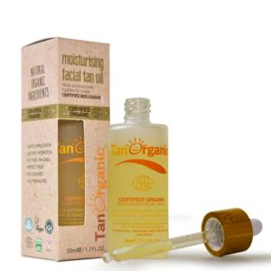 TanOrganic Facial Selftan Oil