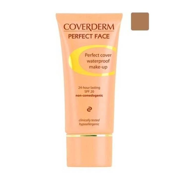 Coverderm Perfect Face - Tester 7 ml