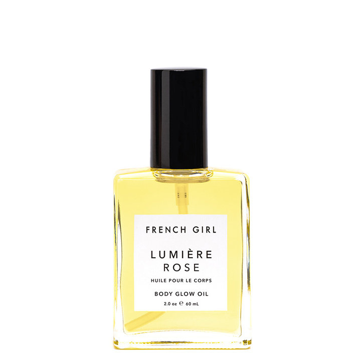 French Girl Lumière Rose - Body Glow Oil